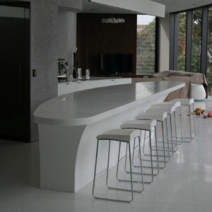 acrylic bench tops